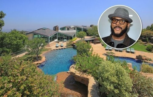 Tyler Perry Makes $1.1M Profit Flipping Beverly Hills Mansion