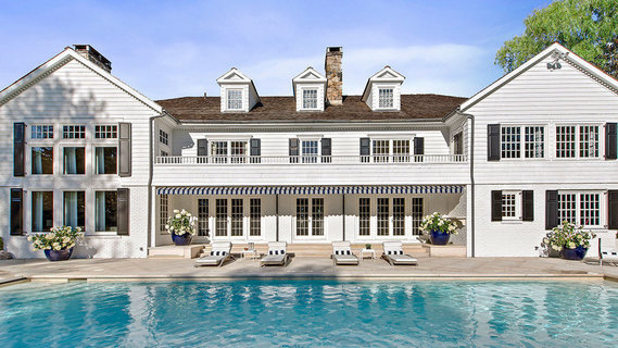 每日豪宅  汤米·希尔费格亲手打造的康州度假庄园