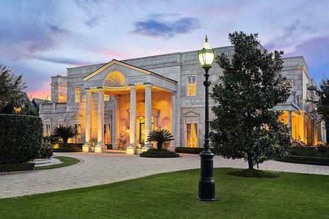 每日豪宅   极尽奢华的休斯顿中心私家宅邸