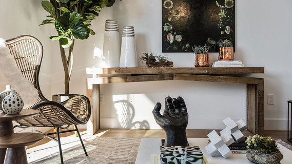 每日豪宅 | 旧金山宁静闲适的现代别墅