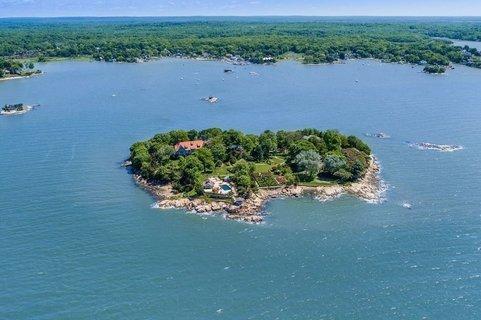 康州长岛海峡私人岛屿2150万美元售出
