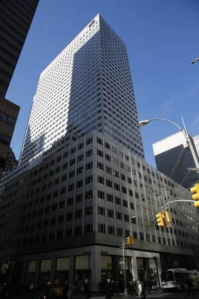曼哈顿第五大道666号的大楼。<br />