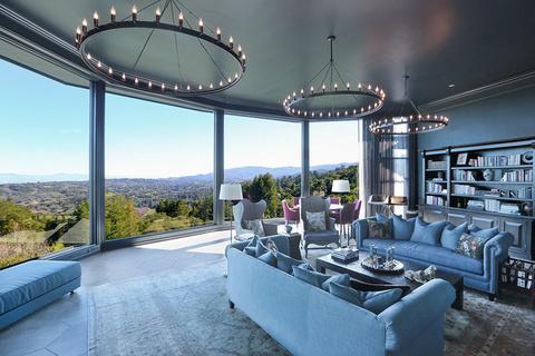每日豪宅 | 比邻硅谷的旧金山湾区翻新别墅