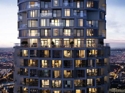 每日豪宅 | 独具匠心的伦敦金融区现代观景公寓