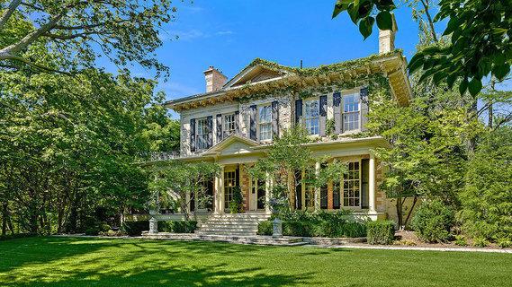 每日豪宅 | 融合新旧时代精髓的多伦多顶级社区经典大宅
