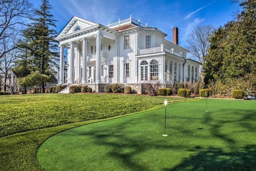 Spotswood Hall is currently asking for $3.995 million.