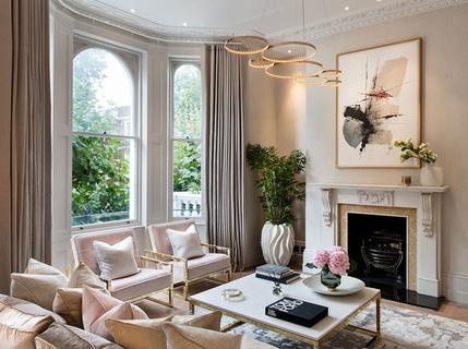 每日豪宅 | 承载历史的伦敦维多利亚风格复式公寓
