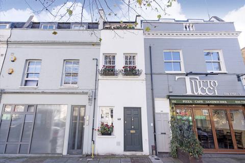 """伦敦七呎宽""""瘦身别墅""""标价百万英镑出售"""