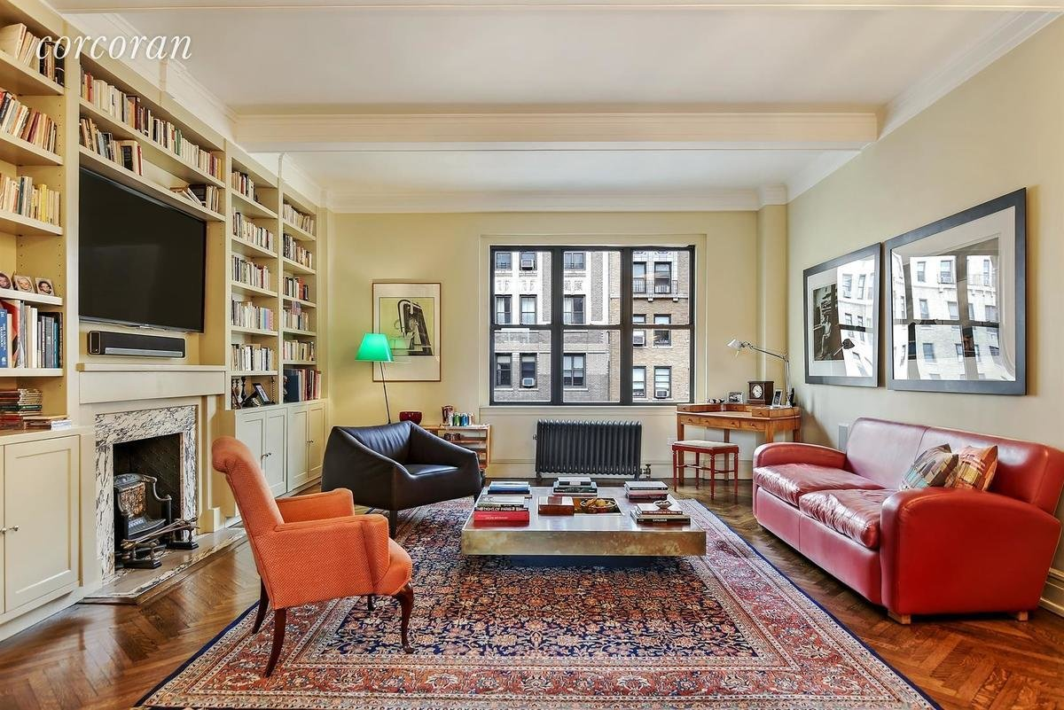 302 west 86th street new york ny 10024 for Living room 86th street